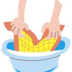 夫の体臭対策としてできる事は?お洗濯の前にしておくこと良い事。