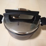 電子レンジを使わないご飯の温め、簡単にできる鍋発見